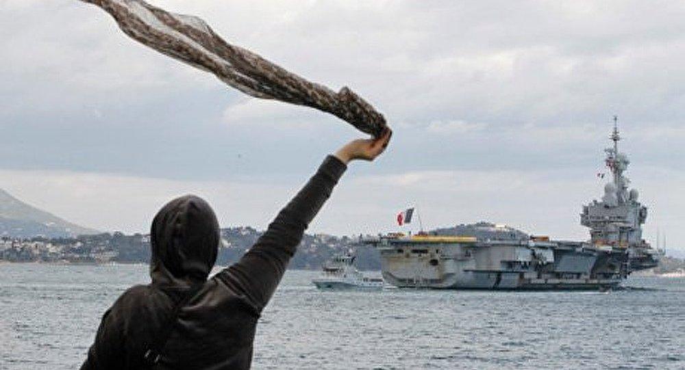 Un navire de guerre ukrainien dépêche en Libye pour évacuer des réfugiés