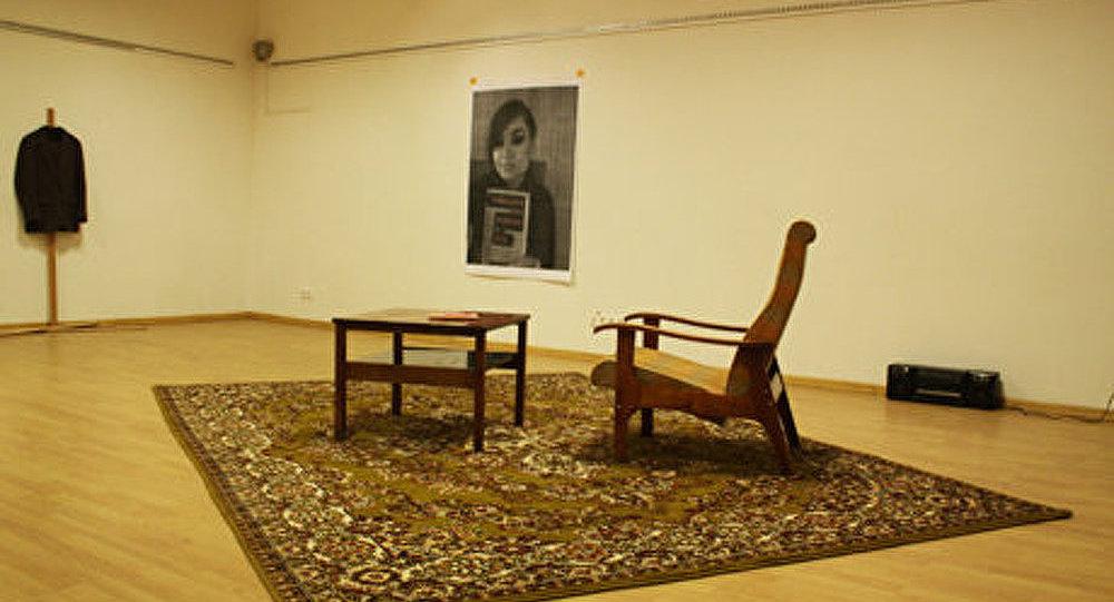 Londres : ouverture d'une exposition de peintres russes