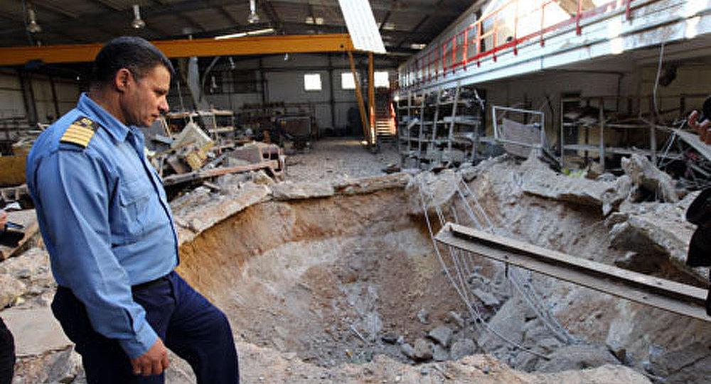 Libye: l'Otan pourrait piloter l'opération (Solana)