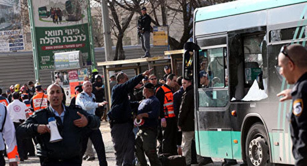 PO: Moscou condamne l'attentat de Jérusalem