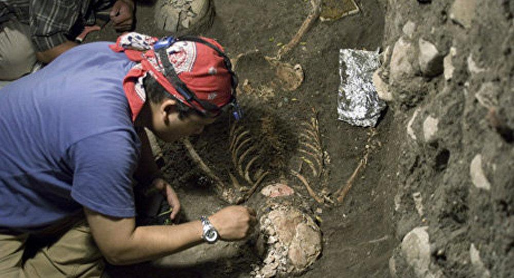 Découverte du squelette de l'homosexuel le plus ancien au monde