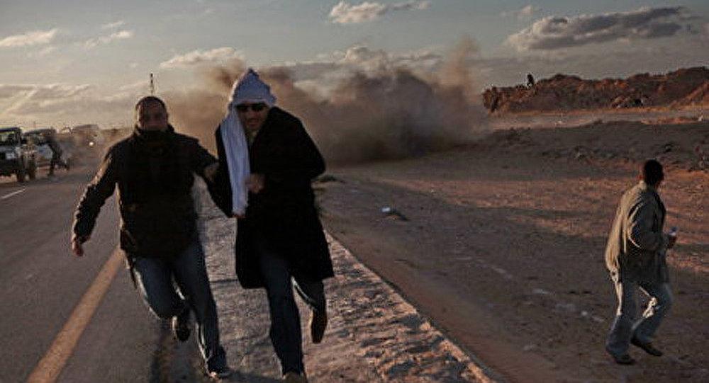 Libye : L'OTAN présente ses excuses