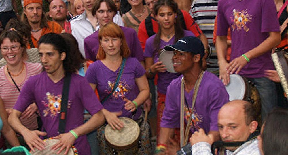 8 000 batteurs du monde entier réunis à Ekaterinbourg pour le «rythme de cœur»