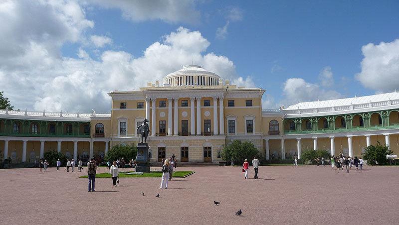 Le palais est devenu un musée-réserve en 1983.
