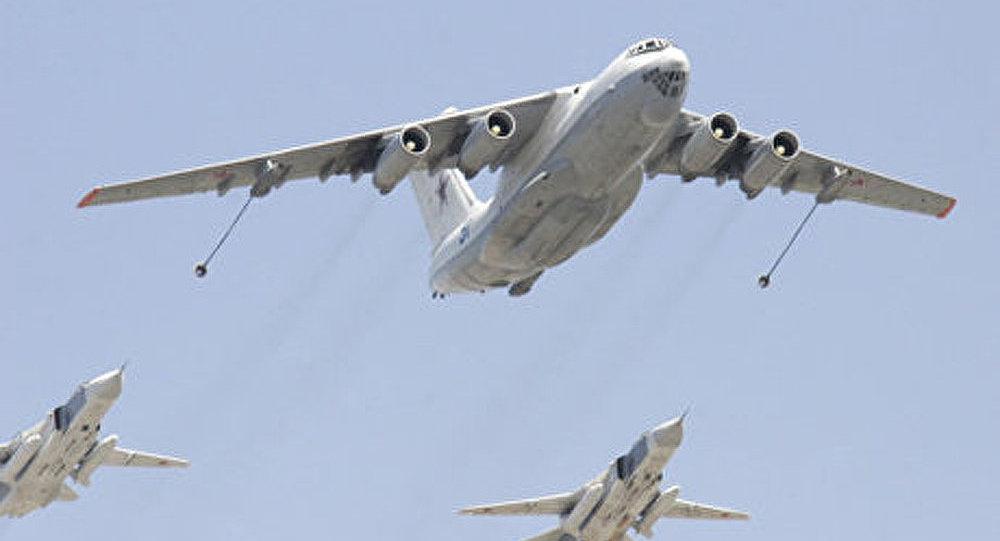 Russie-USA : exercices aériens Aigle vigilant-2011