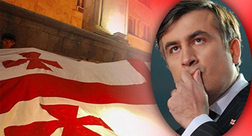 Le dernier brin de paille de Saakachvili