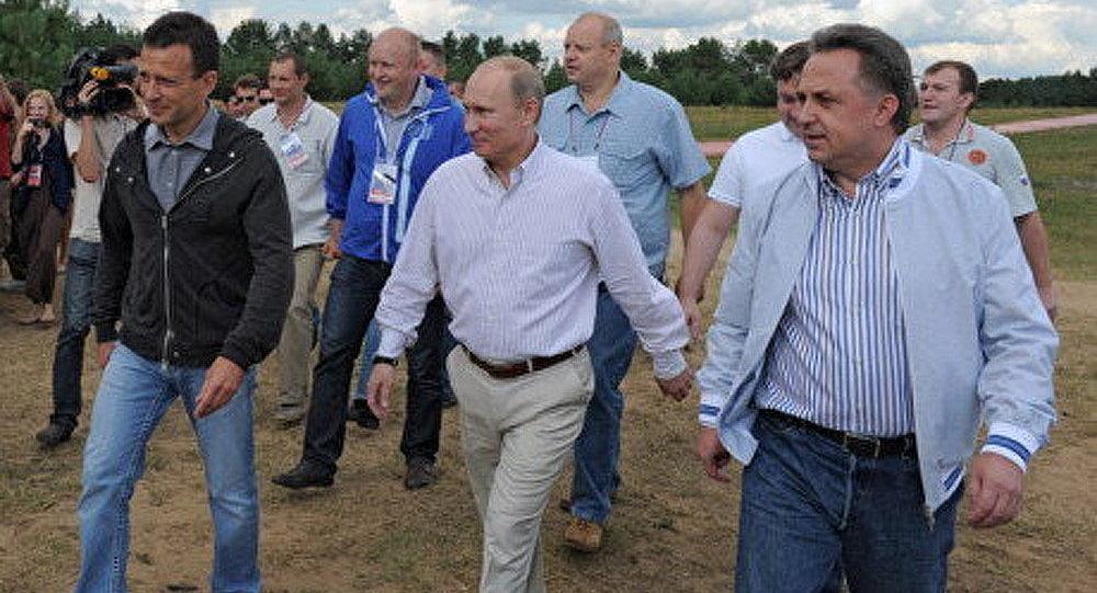 Ossétie/Sud: le peuple décidera s'il veut adhérer à la Russie (Poutine)