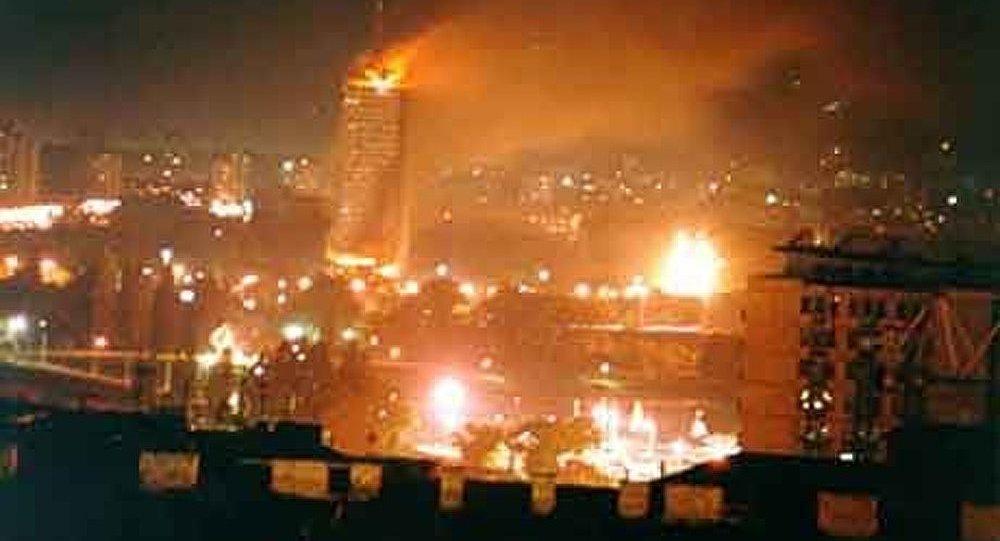 La désintégration sanglante de la Yougoslavie