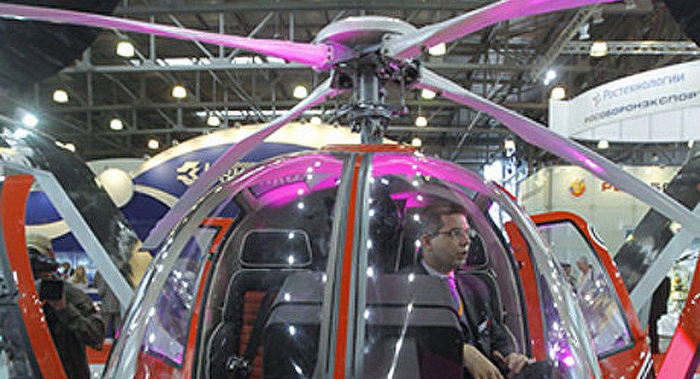 L'hélicoptère « Berkut » sera présenté lors de MAKS-2011