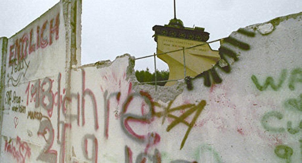 Le Mur de Berlin: le 50e anniversaire de la construction