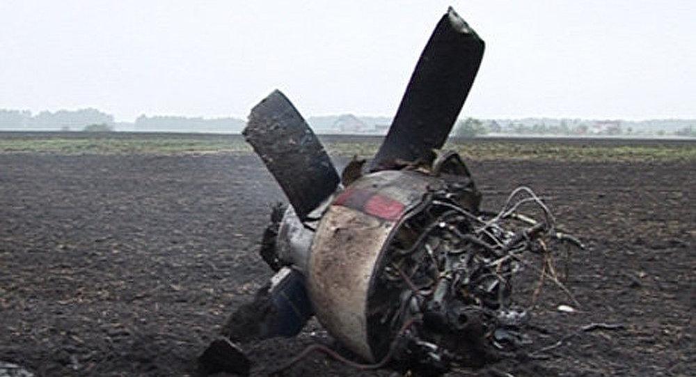 Russie: fin de l`enquête sur le lieu du crash de l'avion An-12