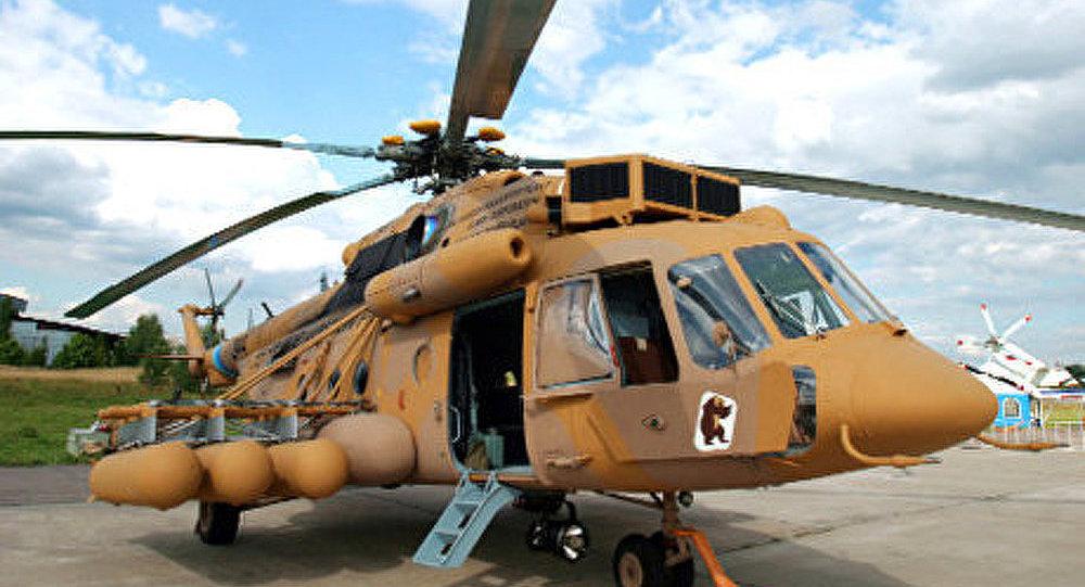 Rosoboronexport livrera au Sri-Lanka les hélicoptères Mi-171