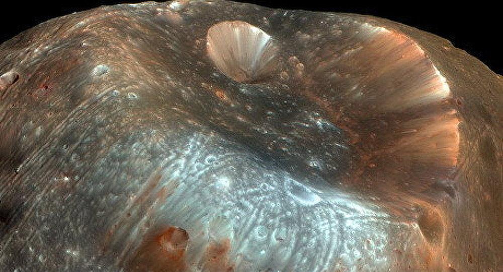 On prépare le lancement d'une station interplanétaire vers Phobos