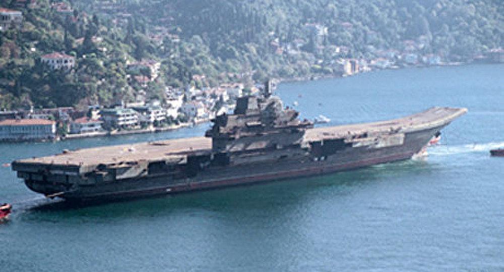 Les essais du porte-avion chinois sont terminés