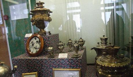 Le Musée « Samovars de Toula »