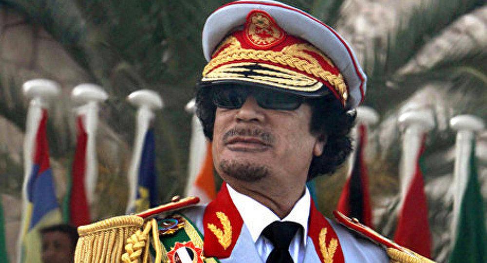 Les amis de la nouvelle Libye étaient en cheville avec Kadhafi