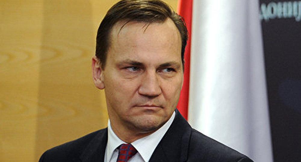 Ukraine - situation géographique - Pologne