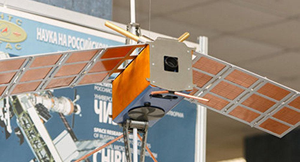 Le microsatellite permettra d'étudier les orages
