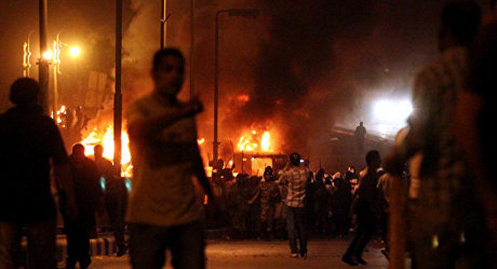 Egypte : 24 morts lors d'une manifestation copte au Caire