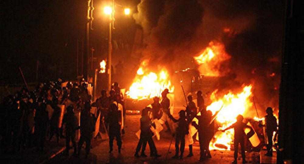 Le Caire: 36 morts au cours des accrochages de dimanche (TV)