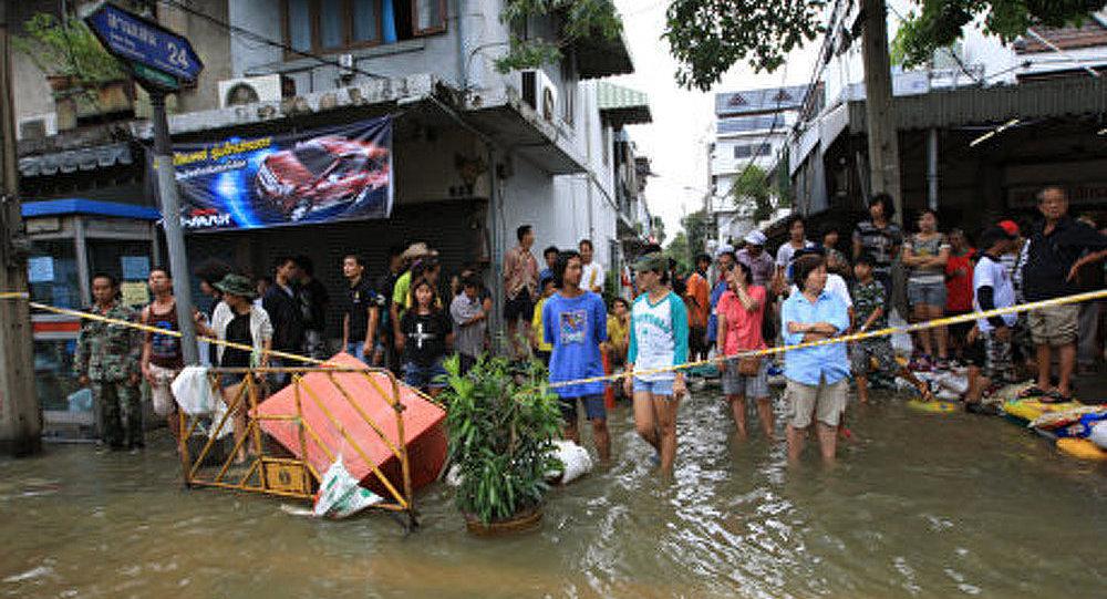 Thaïlande/inondations: le bilan dépasse les 500 morts