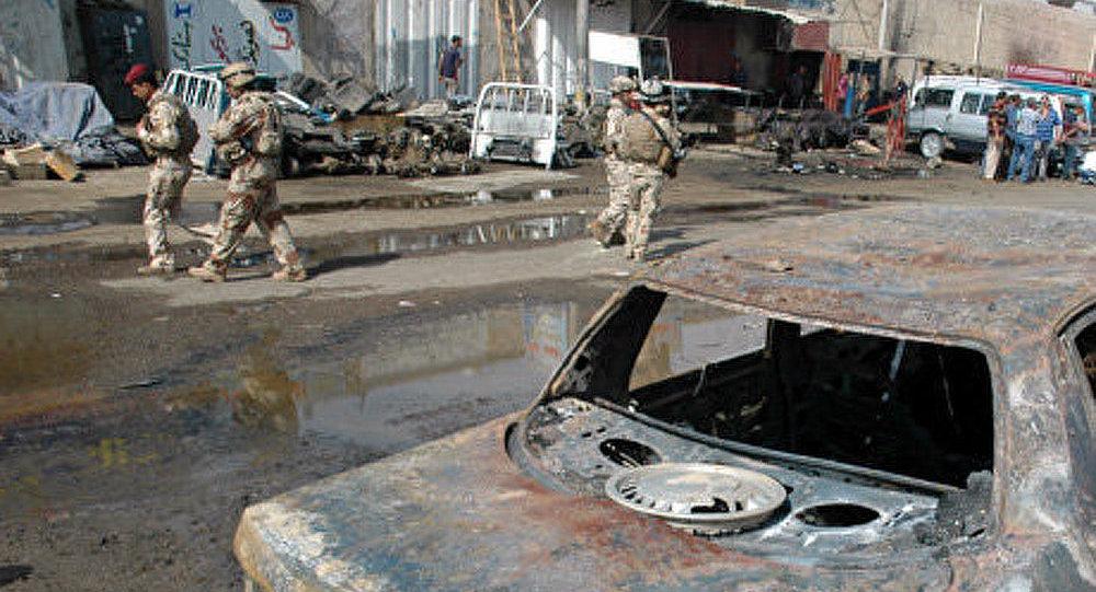 Bagdad secouée par une série d'attentats