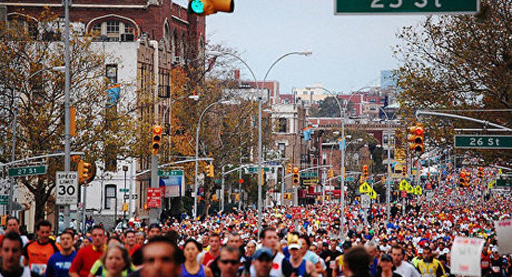 Deux Russes parmi les 45.000 marathoniens de New York