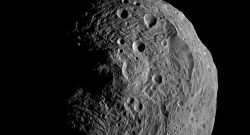 Un astéroïde gigantesque est passé à côté de la Terre