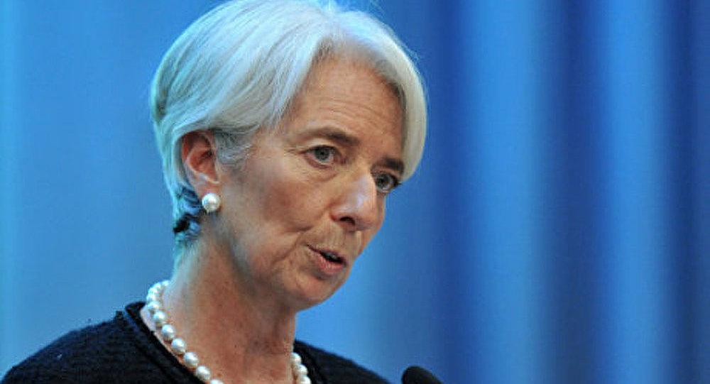 Crise: Lagarde appelle à conjuguer les efforts