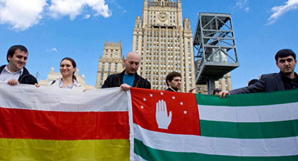 Abkhazie/Ossétie du Sud: coopération avec la Russie