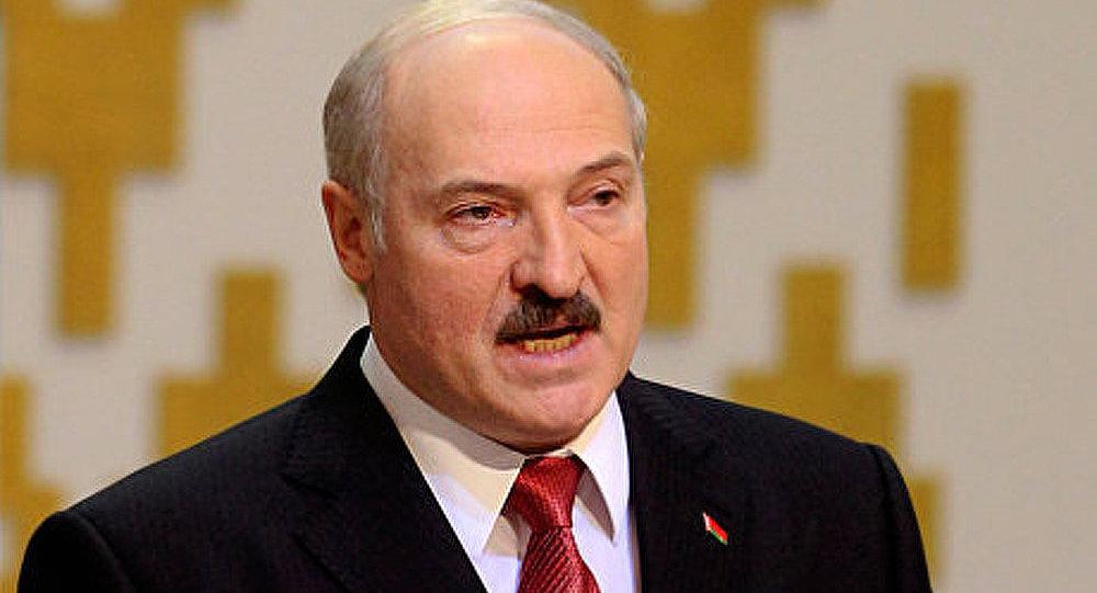 Loukachenko: l'armée pour assurer la stabilité politique