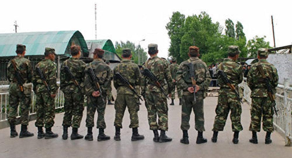 Kirghizie: renforcer le dispositif de sécurité à la frontière