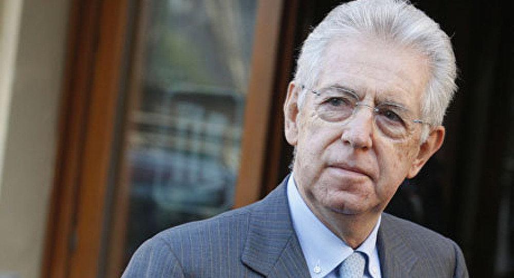 Mario Monti nouveau président du Conseil italien