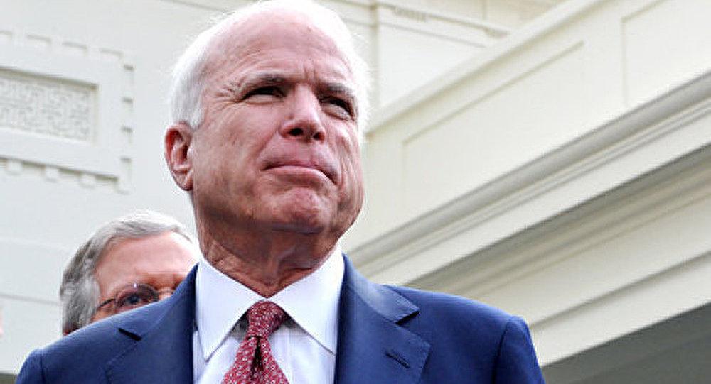 Relation USA/Russie: pessimisme de McCain