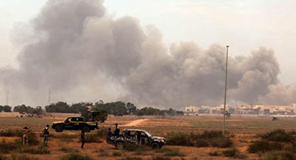 Libye: des affrontements font sept morts à Bani Walid