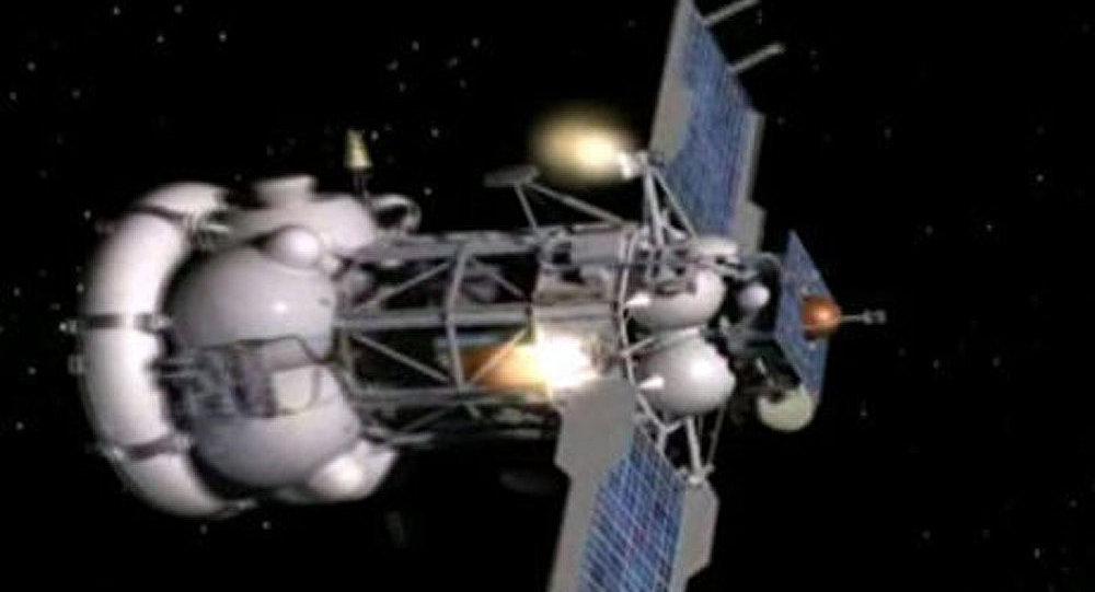 Contact avec Phobos Grunt: données illisibles (source)