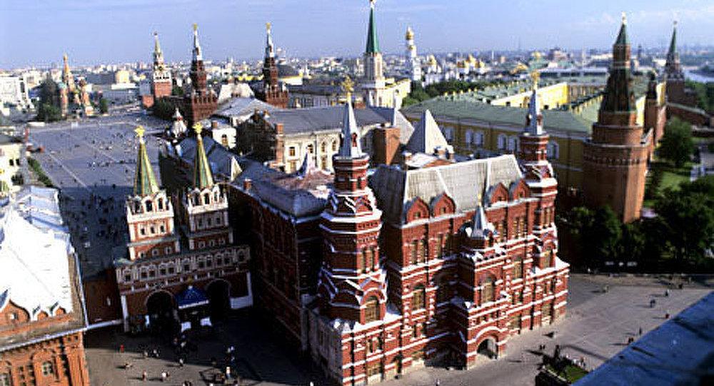 Le Musée historique d'Etat