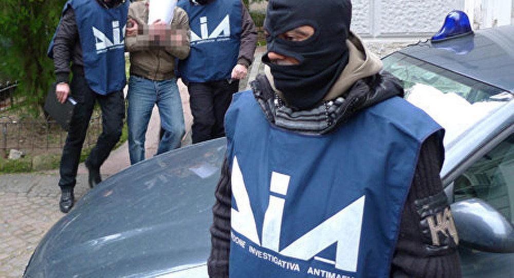 Un chef de la mafia napolitaine arrêté