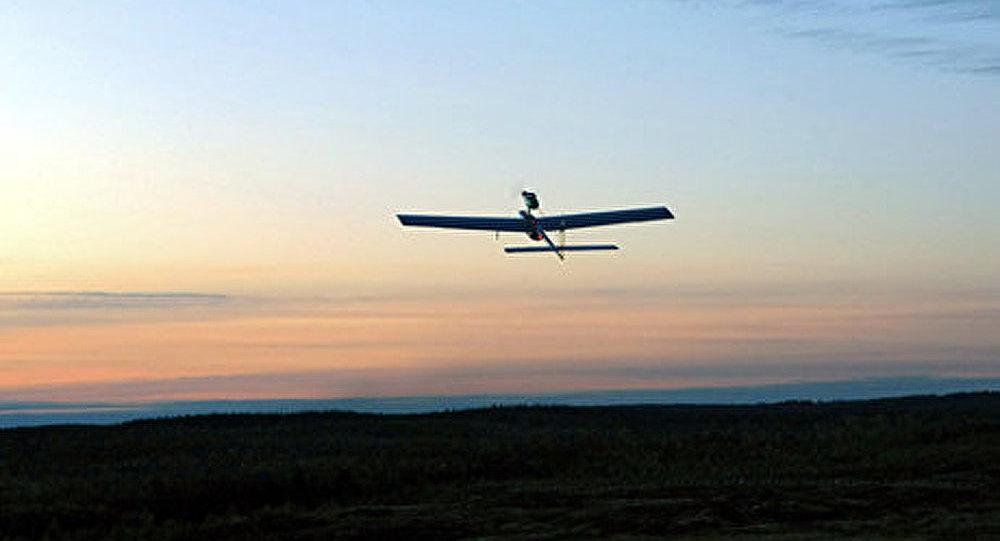 Un drone de reconnaissance américain abattu en Iran (TV)