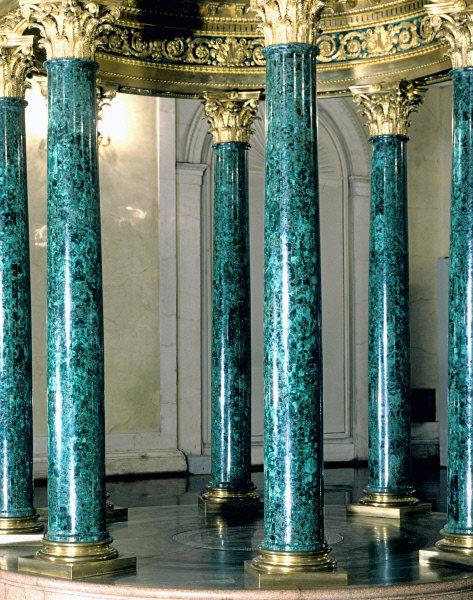 les tr sors de l 39 artisanat russe la magique pierre verte sputnik france. Black Bedroom Furniture Sets. Home Design Ideas