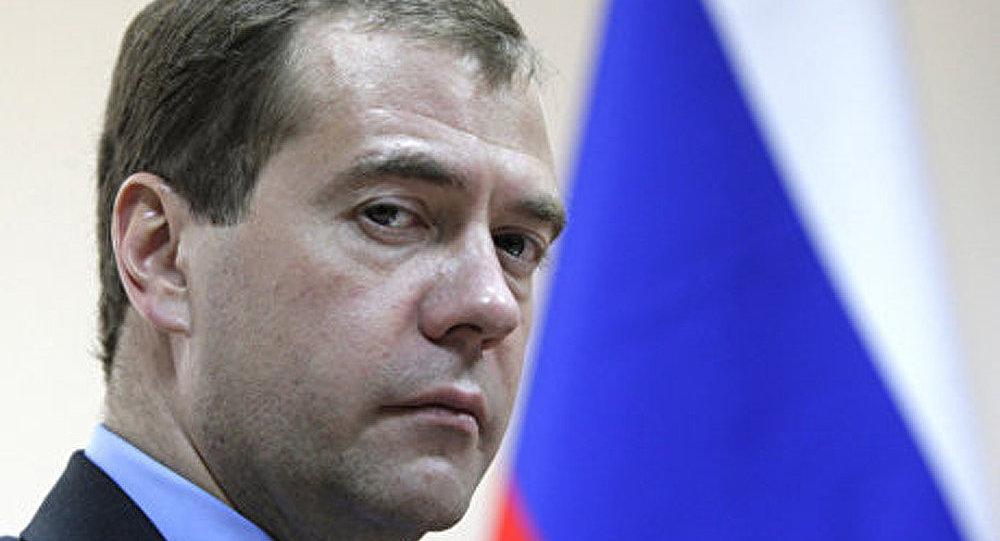 Medvedev exprime ses condoléances aux Philippines