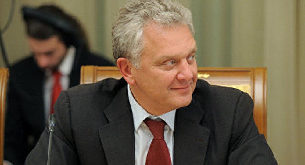 Khristenko quitte son poste de ministre de l'Industrie
