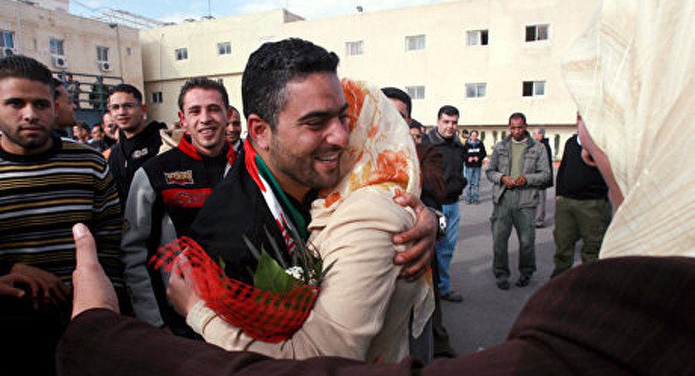 Israël relâche 550 prisonniers palestiniens