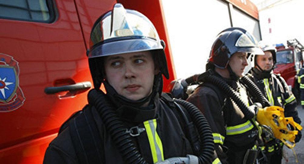 Saint-Pétersbourg: un incendie à l'hôtel a fait un blessé