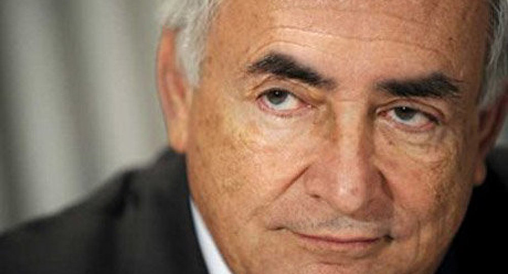 Avenir de la zone euro: DSK pessimiste