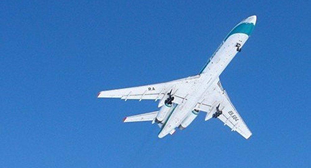 Les Toupolev-154 seront retirés du service