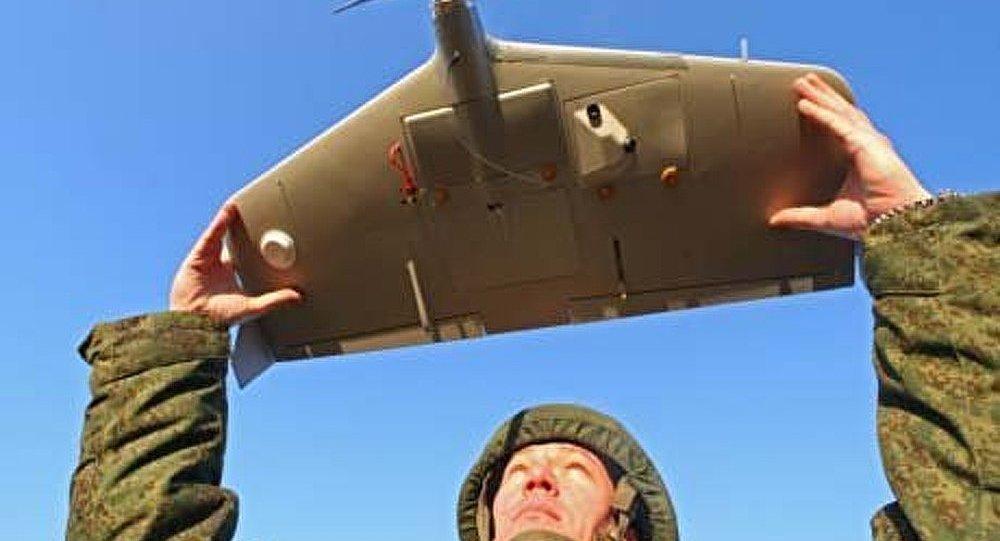 Des drones pour la Flotte de la Baltique