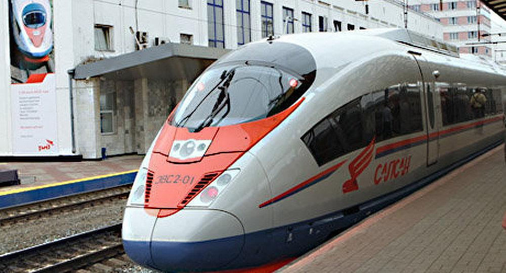 Russie commande à Siemens 8 trains à grande vitesse