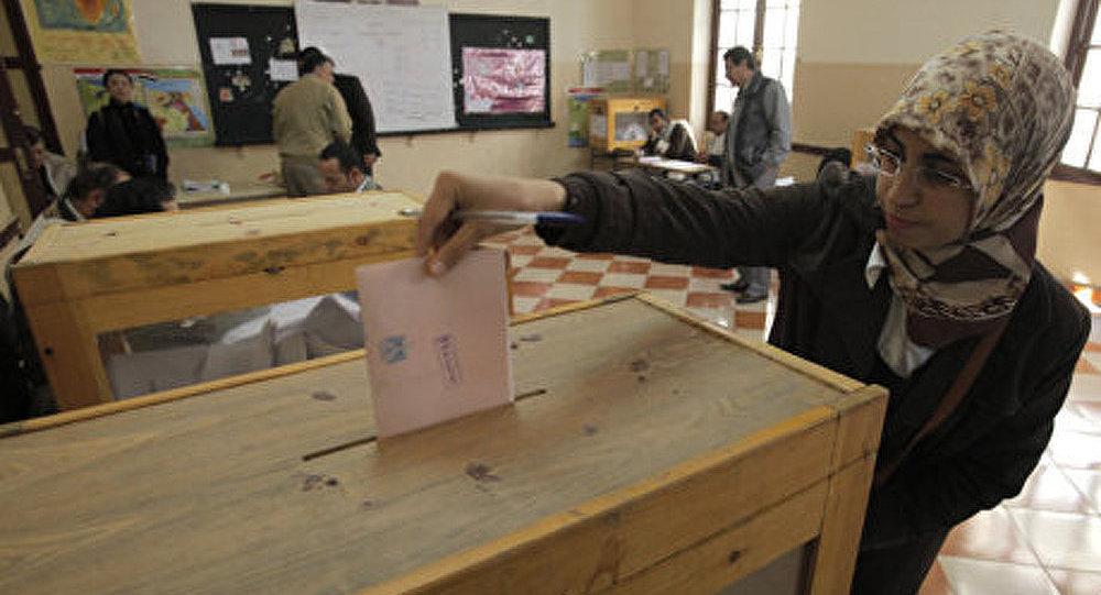 Phase finale des législatives en Egypte