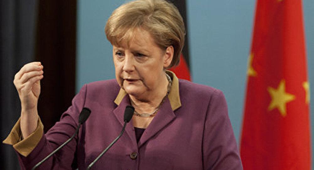 Crise économique UE: Pékin pourrait aider (Merkel)